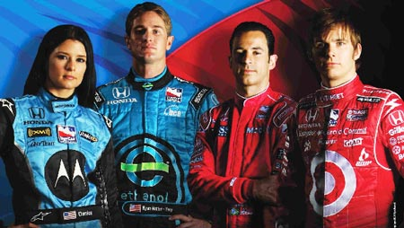 indy drivers Marketing Lessons Learned from Indy 500