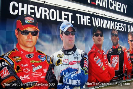 nascar chevy banner b2 Marketing Lessons Learned from Indy 500