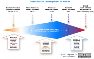 opensourcevectordiamond 300x190 Evolving in a Recession: Opportunity in Open Source