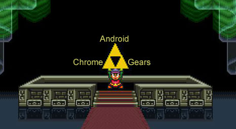 google triforce Getting a Grasp on Google