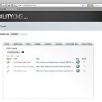 MobilityCMS ManageFeeds 150x150 Review: MobileEducator iPhone Application and CMS
