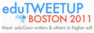 Register for eduTweetup Boston!