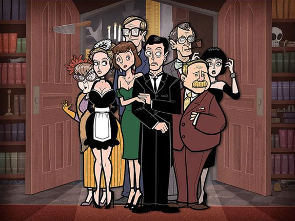 clue characters Interactive Videos: The Ultimate Trick for Storytelling Marketing?