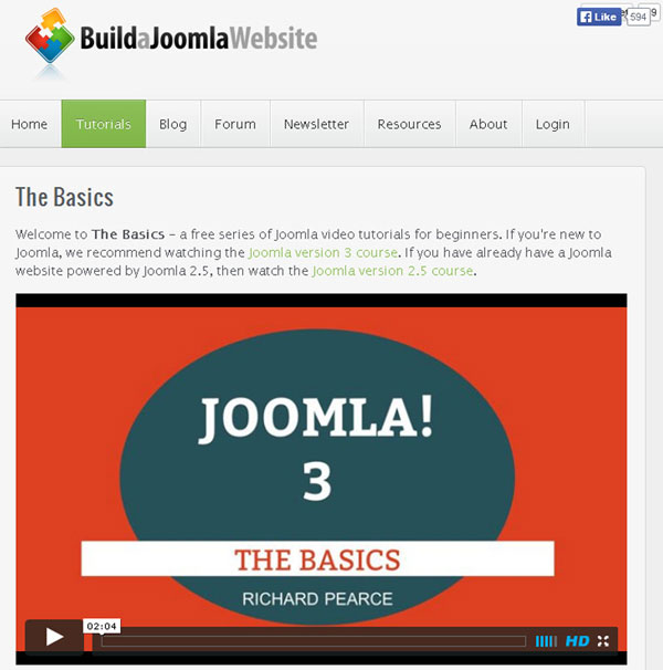 free joomla video tutorial Complete Guide To Free Joomla Tutorials for Quick Website Creation