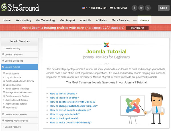 top free joomla tutorials Complete Guide To Free Joomla Tutorials for Quick Website Creation